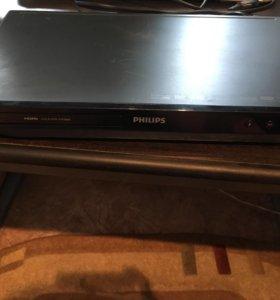 DVD-плеер Philips DVP3680K/51