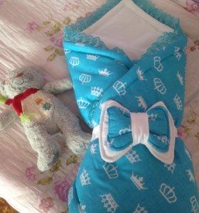 Бортики, одеялки, постельное бельё, спальники