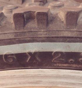 Колеса на велик R 26 🚲