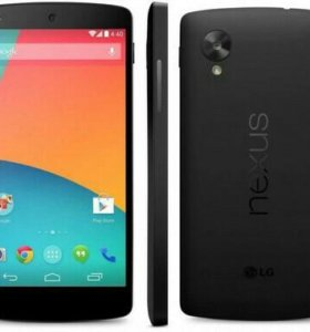 телефон LG nexus 5