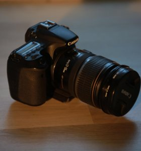 Canon 60d + Canon EF-S 17-55mm f 2.8 IS