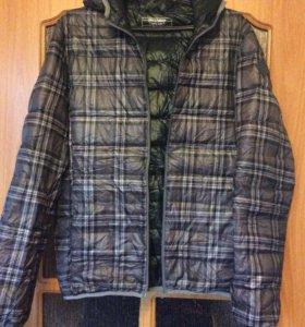 Куртка (тонкий пуховик)
