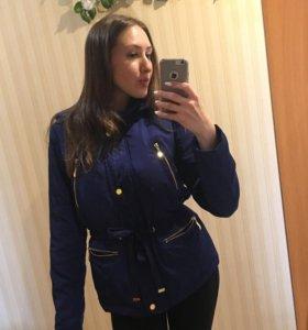 Новая женская демисезонная куртка 44 S