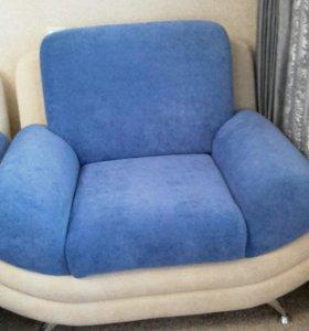 2 кресла, диван