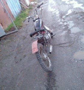 Продам мотоцикл пушка гонка