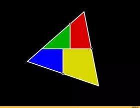 треугольник с зодиаком тельца