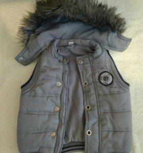 Курточка детская осенне весенняя