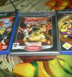 Игровые диски для PlayStation 2