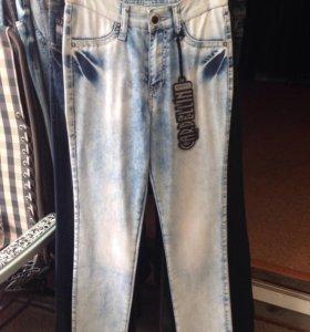 Женские джинсы (44-46)