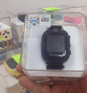 Детские часы GPS Q50/Q80 в магазине на Тополинке