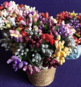 тычинки для декора флориста