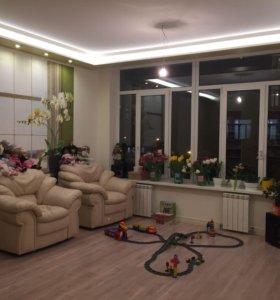 Квартира, 4 комнаты, 122 м²