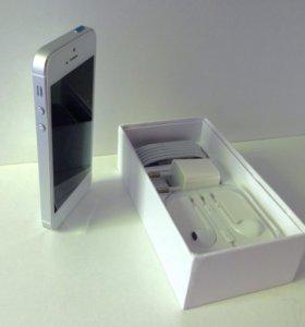 Новые Оригинал iPhone 5 16 Гб