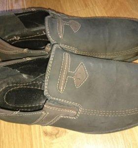 Туфли для мальчика 37р