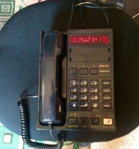 Стационарный телефон с определителем номера!