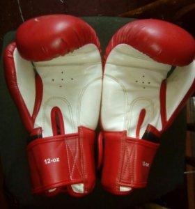 Боксерские перчатки Kango