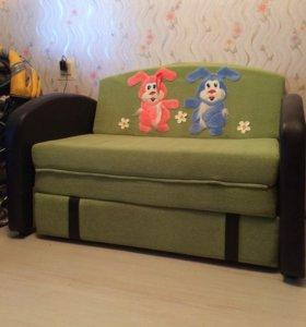 Детский диван-кровать