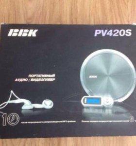 Раритетный Mp3/AV плеер BBK PV420S