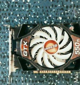 Видеокарта Nvidia GeForce GTX 550Ti 1Gb