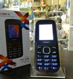 Телефон TeXet TM-125