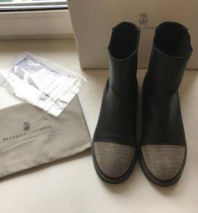 Ботинки Brunello Cucinelli 39 размер