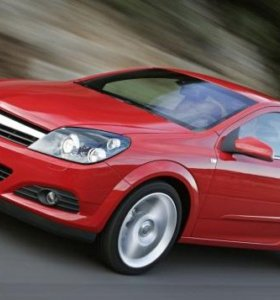Лобовое стекло Opel Astra H GTC Замена Установка