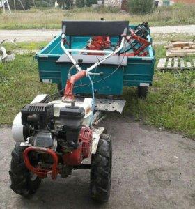 Мото блок фермер 6,5