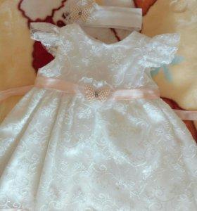 Платье праздничное для вашей принцессы