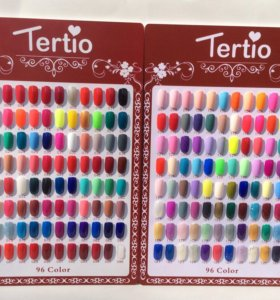 Гель лаки Tertio