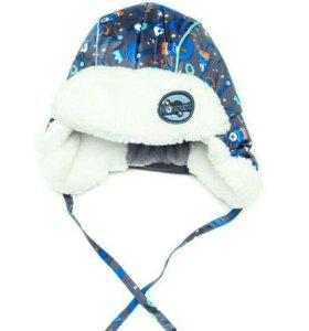 Новая шапка чудо -кроха, размер 48