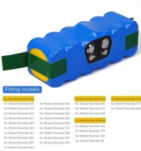 Продам аккумулятор для Irobot Roomba