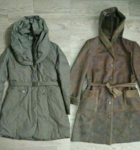 Куртка 46-48/пальто 50