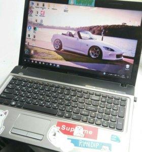 Игровой ноутбук lenovo z560