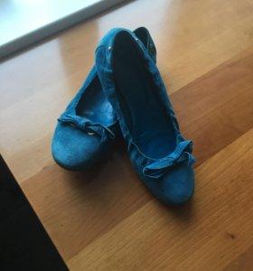 Туфли - балетки Sergio Rossi