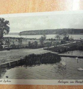 Почтовая открытка. Германия. Начало 20 века.
