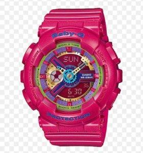 Casio G-Shock baby-g
