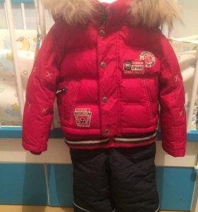 Продам очень тёплый зимний комплект