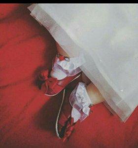 Детская обувь 3 пары😊