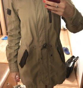 Парка осенняя / куртка осенняя