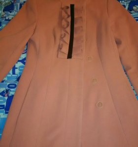 Пальто Деми,размер 42.