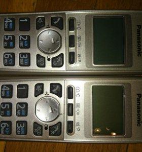 Цифровой беспроводной телефон KX-TG2512RU