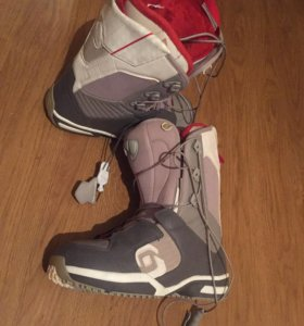 Ботинки сноубордные salomon