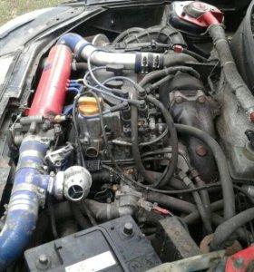 Двигатель на приору турбо