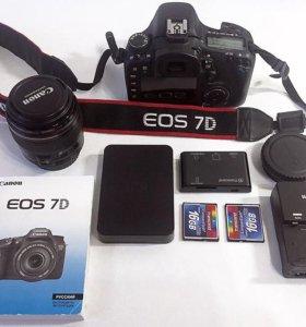 Canon 7D (набор)