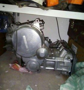 Двигатель Kawasaki zzr1100