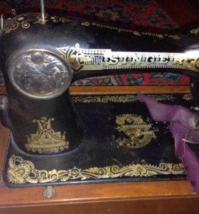 Швейная машинка Singer 1929 год