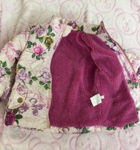 Куртка детская осень -весна