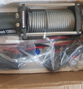 Лебедка Электрик Винч 12000 для Jeep Toyota YA3