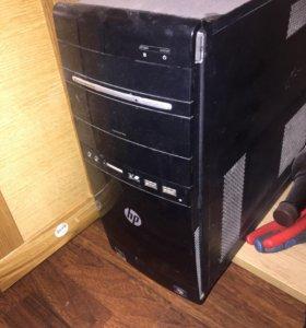 Компьютер hp 2.9ггц