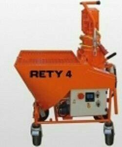 Штукатурная машина RETY 4